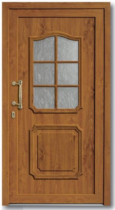 Haustüren weiß  Schock Haustüren | schock-fensterwerk.de