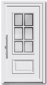 Haustür Modell 420-15 Glas G 505-20