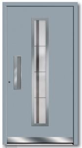 Haustür Modell 6508-70 Glas G 1182