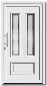 Haustür Modell 6547-10 Glas G 1200