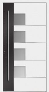 Haustür Modell 6877-41