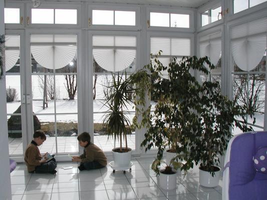 Referenzobjekt Wintergarten innen