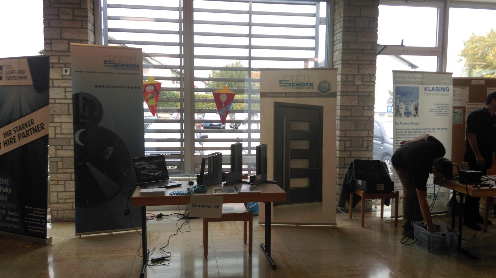 Ausbildungsplatzbörse in Denkendorf 2015