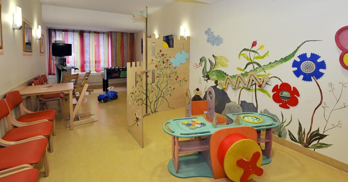 Kinderstation Klinikum Ingolstadt