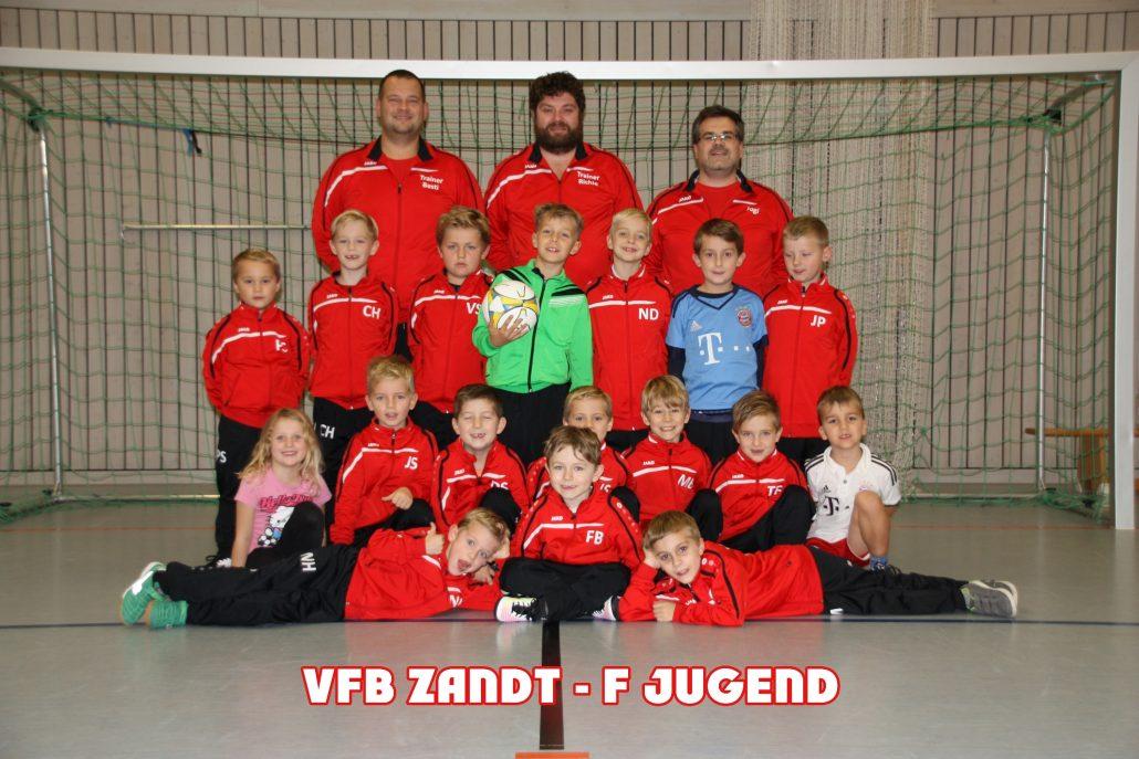 VFB Zandt - F-Jugend