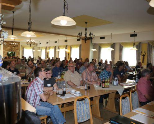 Eindrücke Schock Firmen-Forum 2018